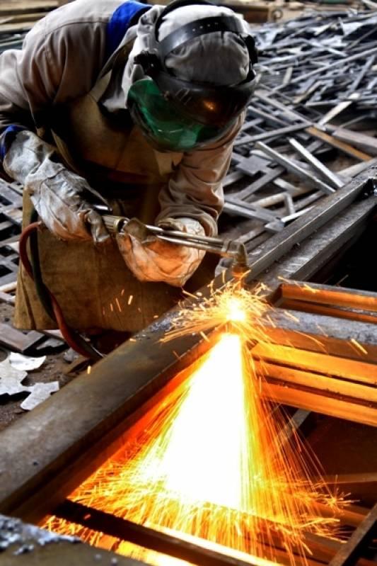 Quanto Custa Corte de Aço Inox na Delmiro Gouveia - Corte de Aço M2