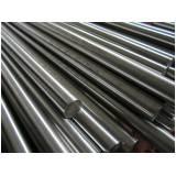 quanto custa barra de aço prata tungstênio no Brusque