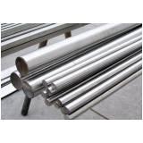 quanto custa barra de aço SAE 4340 na Manacapuru