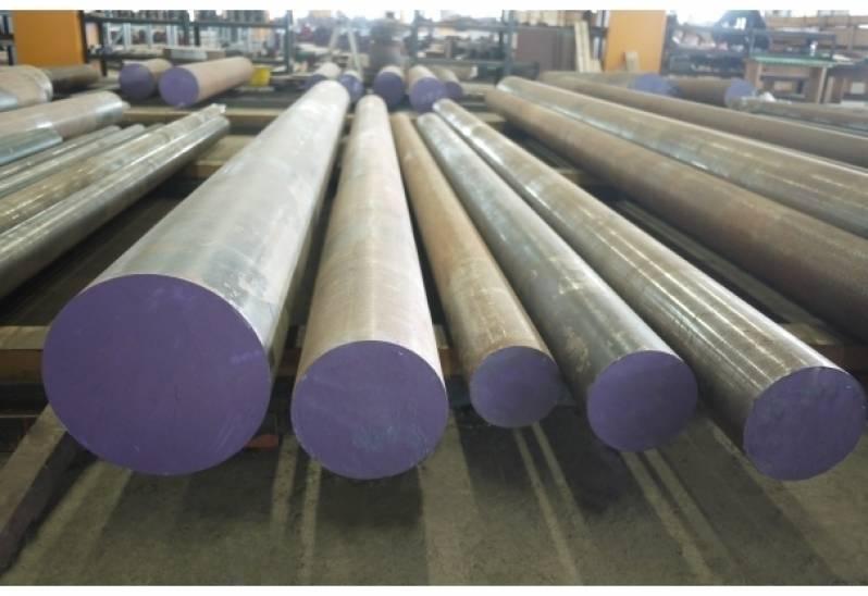 Onde Encontrar Fornecedor de Aço D2 a Frio Barcarena - Fornecedor de Aço Ferramenta Aisi D2