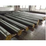 barra de aço 4340 em Serra