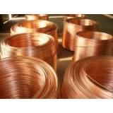 onde encontrar fornecedor de barra de cobre no Valença