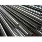 quanto custa barra de aço prata tungstênio Maravilha em Santa Catarina