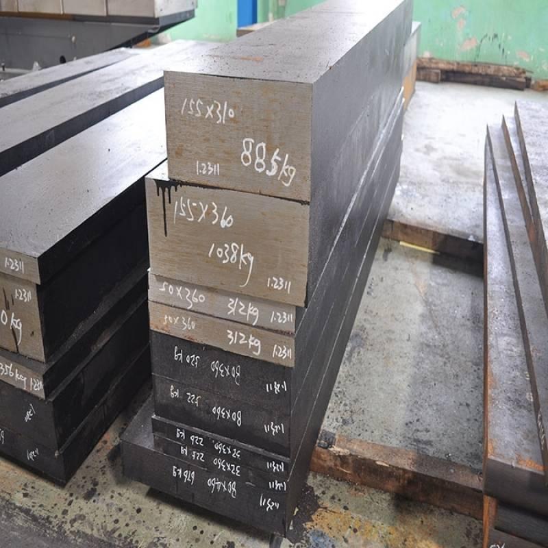 Venda de Aço D2 para Tratamento Térmico Barra do Corda - Venda de Aço Aisi D2