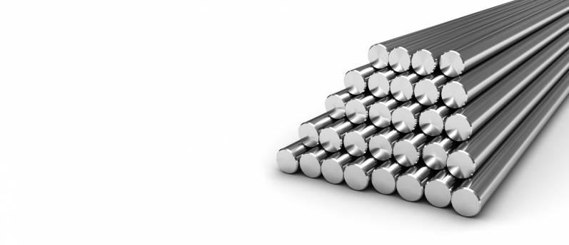 Venda de Aço Ferramenta Aisi D2 Preço São Bento do Sul - Venda de Chapa de Aço D2