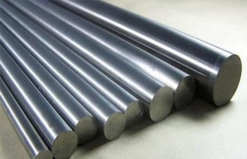 Venda de Aço Ferramenta D2 Preço Crato - Venda de Aço Ferramenta Aisi D2